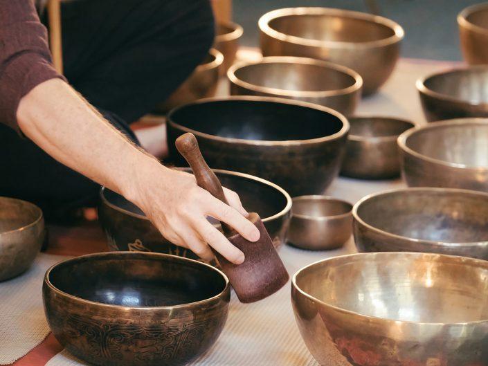In Unity of Sound - Tibetan Singing Bowls