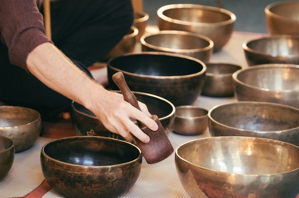 Tibetan Singing Bowls - Videography Gold Coast Brisbane 100 Acts of Kindness Films